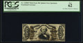 Fractional Currency:Third Issue, Fr. 1328SP 50¢ Third Issue Narrow Margin Face Spinner PCGS New 62.....