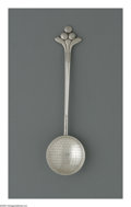 Other:American, A STERLING SOUVENIER SPOON. Tiffany & Co., New York, NY,Twentieth Century. A fine example of a Tiffany sterlinggolf-them...