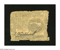 Colonial Notes:Continental Congress Issues, Continental Currency November 29, 1775 $4 Very Good. The back showsmore circulation than the face....