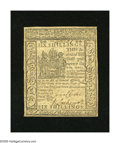 Colonial Notes:Delaware, Delaware May 1, 1777 6s About New. A lovely example from this much scarcer 1777 Delaware issue. The margins are broad and e...