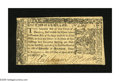 Colonial Notes:Maryland, Maryland April 10, 1774 $1/3 Extremely Fine-About New. A crisp andvery fresh example from this more available Maryland issu...