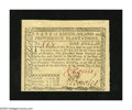 Colonial Notes:Rhode Island, Rhode Island July 2, 1780 $1 Superb Gem New. An utterly superbpiece of Rhode Island currency that has gigantic margins, sup...