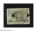 "Fractional Currency:Second Issue, Milton 2E25F.6 25c Second Issue Experimental Choice New. This Experimental with a bronze oval is rubber stamped ""SPECIMEN,"" ..."
