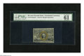 Fractional Currency:Second Issue, Fr. 1314SP 50c Second Issue Narrow Margin Specimen Face PMG Uncirculated 61. A well bronzed example of this second issue spe...