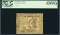 Colonial Notes:Continental Congress Issues, Continental Currency May 9, 1776 $3 PCGS Choice About New 55PPQ.....