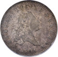 Early Half Dollars, 1794 50C O-106, T-4, Low R.6 -- Improperly Cleaned -- NCS. VFDetails....