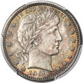Barber Quarters, 1903-O 25C MS66 PCGS....