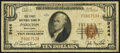 National Bank Notes:Maryland, Parkton, MD - $10 1929 Ty. 1 The First NB Ch. # 9444. ...
