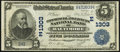 National Bank Notes:Maryland, Baltimore, MD - $5 1902 Date Back Fr. 590 The Commercial &Farmers NB Ch. # (E)1303. ...