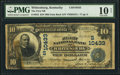National Bank Notes:Kentucky, Whitesburg, KY - $10 1902 Date Back Fr. 622 The First NB Ch. #(S)10433. ...