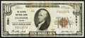 National Bank Notes:Virginia, Culpeper, VA - $10 1929 Ty. 1 The Culpepper NB Ch. # 5591. ...