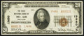National Bank Notes:Maryland, Bel Air, MD - $20 1929 Ty. 2 The First NB Ch. # 13680. ...