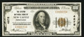 National Bank Notes:Pennsylvania, New Castle, PA - $100 1929 Ty. 1 The Citizens NB Ch. # 4676. ...