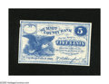 Obsoletes By State:Ohio, Cuyahoga Falls, OH- W.A. Stanford 5¢ 1862. These were intendedstore scrip for a mercantile concern managed by W.A. Stanford...
