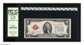 Small Size:Legal Tender Notes, Fr. 1504 $2 1928C Legal Tender Note. PCGS Gem New 65PPQ.. Acute corners guard this lovely Deuce....
