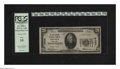 National Bank Notes:Nebraska, Lincoln, NE - $20 1929 Ty. 1 The Continental NB Ch. # 13333. The Continental was chartered on June 1, 1929. PCGS Fine ...