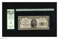 National Bank Notes:Vermont, Burlington, VT - $5 1929 Ty. 1 The Howard NB Ch. # 1698. This $5 sports charter number 1698's rare first bank title that...