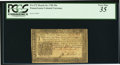 Colonial Notes:Pennsylvania, Pennsylvania March 16, 1785 20s PCGS Very Fine 35.. ...