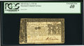 Colonial Notes:Maryland, Maryland January 1, 1767 $2 PCGS Extremely Fine 40.. ...