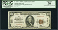 National Bank Notes:Pennsylvania, Brookville, PA - $100 1929 Ty. 1 The NB of Brookville Ch. # 3051. ...