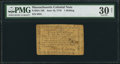 Colonial Notes:Massachusetts, Massachusetts June 18, 1776 1s PMG Very Fine 30 Net.. ...