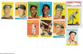 "Baseball Cards:Sets, 1958 Topps Baseball Near Set (479/494). The 1958 Topps baseball series consists of 494 cards and included ""All-Star"" cards f..."