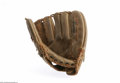 Autographs:Others, Rod Carew Signed Personal Model Glove. MacGregor 861 Rod Carewmodel glove is signed in perfect black sharpie and comes with...