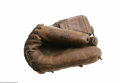 Autographs:Others, George Kell Signed Personal Model Glove. 1950's era Wilson GeorgeKell model glove is signed in perfect black sharpie and co...