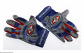 Baseball Collectibles:Uniforms, Circa 2004 Sammy Sosa Game Worn Batting Gloves. Custom-made gloves were owned and operated by Slammin' Sammy during his day...