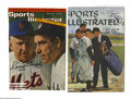 Autographs:Photos, Casey Stengel Signed Magazine Covers Lot of 4 from the CaseyStengel Collection. Selection of four Sports Illustrated cover...