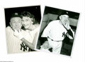 """Baseball Collectibles:Photos, Casey Stengel Photographs Lot of 11 from the Casey Stengel Collection. Nice assortment of 8x10"""" black and white photos pic..."""