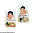 "Autographs:Post Cards, Perez-Steele ""Celebration"" Set Signed by 35. Widely considered to be the finest work of the esteemed galleries of Perez-Ste..."