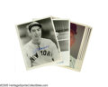 Autographs:Photos, Joe DiMaggio Signed Photographs Lot of 7. Bridging the gap betweenRuth and Mantle was this Italian superstar, whose sharpi...
