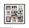 Autographs:Others, Mickey Mantle & Roger Maris Signed Photographic Display fromthe Sarabella Collection. One can never have too much of the M...