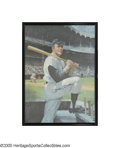 Autographs:Others, Mickey Mantle Signed Lithograph from the Sarabella Collection. Thisstunning portrait of the Mick on the dugout steps, the ...