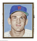 Baseball Collectibles:Others, Incredible Collection of 500 Home Run Club Members IndividualPortraits Lot of 18 by Jurinko, Most Signed! (from the Sarabella...(18 Items)