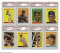 Baseball Cards:Sets, 1958 Topps Baseball High-Grade Near Complete Set (484/494). Offeredis a high grade near set of 1958 Topps baseball. This is...