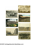 Baseball Collectibles:Others, 1900-1960 Baseball Postcards Lot of 100+ from the Casey StengelCollection. Tremendous value is to be found in this large l...