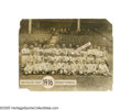 Baseball Collectibles:Photos, 1916 Brooklyn Robins Oversized Team Photograph from the CaseyStengel Collection. Exceptionally crisp and clear image pictu...