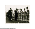 Baseball Collectibles:Photos, 1920's Tour of Europe & Japan Photographs Lot of 10 from theCasey Stengel Collection. Baseball crosses the oceans in this ...