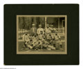 "Baseball Collectibles:Photos, Circa 1908 Reading (PA) Tristate Club Cabinet Photograph with Frank Baker from the Frank ""Home Run"" Baker Collection. UPDAT..."