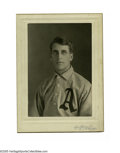 "Baseball Collectibles:Photos, Circa 1910 Harry Krause Studio Photograph by Horner from the Frank""Home Run"" Baker Collection. UPDATE: Please note that th..."