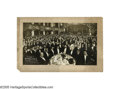 "Baseball Collectibles:Photos, 1913 Philadelphia Athletics World Championship Celebratory DinnerImperial Cabinet Photograph from the Frank ""Home Run"" Baker ..."