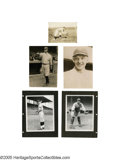 "Baseball Collectibles:Photos, Circa 1920 New York Yankees Photographs Lot of 6 from the Herold""Muddy"" Ruel Collection. Direct from the archives of Muddy..."