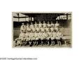 "Baseball Collectibles:Photos, 1924 Washington Senators Large Photograph from from the Herold""Muddy"" Ruel Collection. Enormous (12x20"") photograph pictur..."