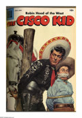 Golden Age (1938-1955):Western, The Cisco Kid #26-41 Bound Volumes (Dell, 1955-58). These areWestern Publishing file copies that have been trimmed and boun...(2)