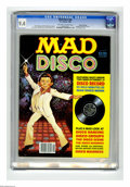 Magazines:Mad, Mad Disco #nn Gaines File pedigree (EC, 1980) CGC NM 9.4 Off-whiteto white pages. Includes Mad Disco record. Jack Rickard c... (1 )