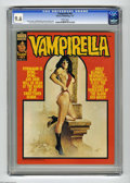 Magazines:Horror, Vampirella #61 (Warren, 1977) CGC NM+ 9.6 White pages. Enrich Torres cover. Russ Heath, Jose Gonzalez, Carmine Infantino, an...