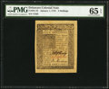Colonial Notes:Delaware, Delaware January 1, 1776 4s PMG Gem Uncirculated 65 EPQ.. ...
