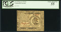 Colonial Notes:Continental Congress Issues, Continental Currency May 9, 1776 $3 PCGS Choice About New ...